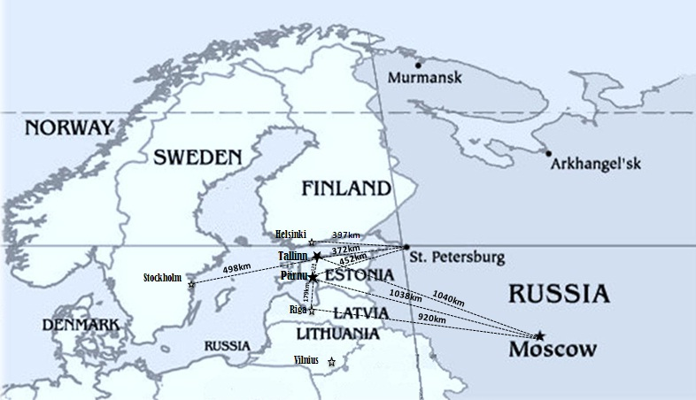 Rus blue map LGV