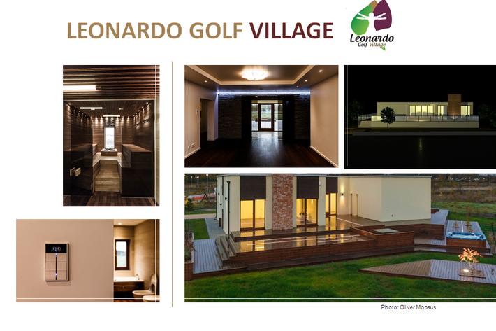 Villa C at Leonardo Golf Village