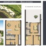 apartment buildings d