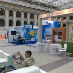 Leonardo Golf Village presence at Moscow Energy Forum